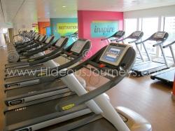 Pulse Fitness Center, Norwegian Breakaway & Getaway