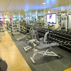 Pulse Fitness Center, Norwegian Breakaway & Getaway
