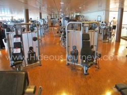 Pulse Fitness Center, Norwegian Epic