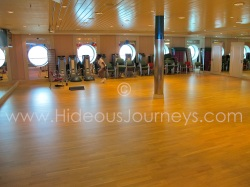 Vitality at Sea Fitness Center, Independence of the Seas