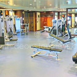 QM2 Fitness Center