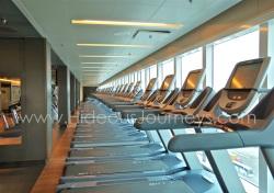 Fitness Center, Royal & Regal Princess