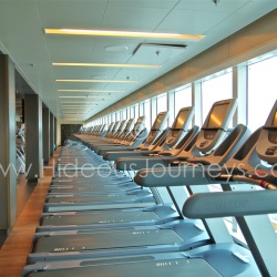 Fitness Center, Royal & Regal Princess