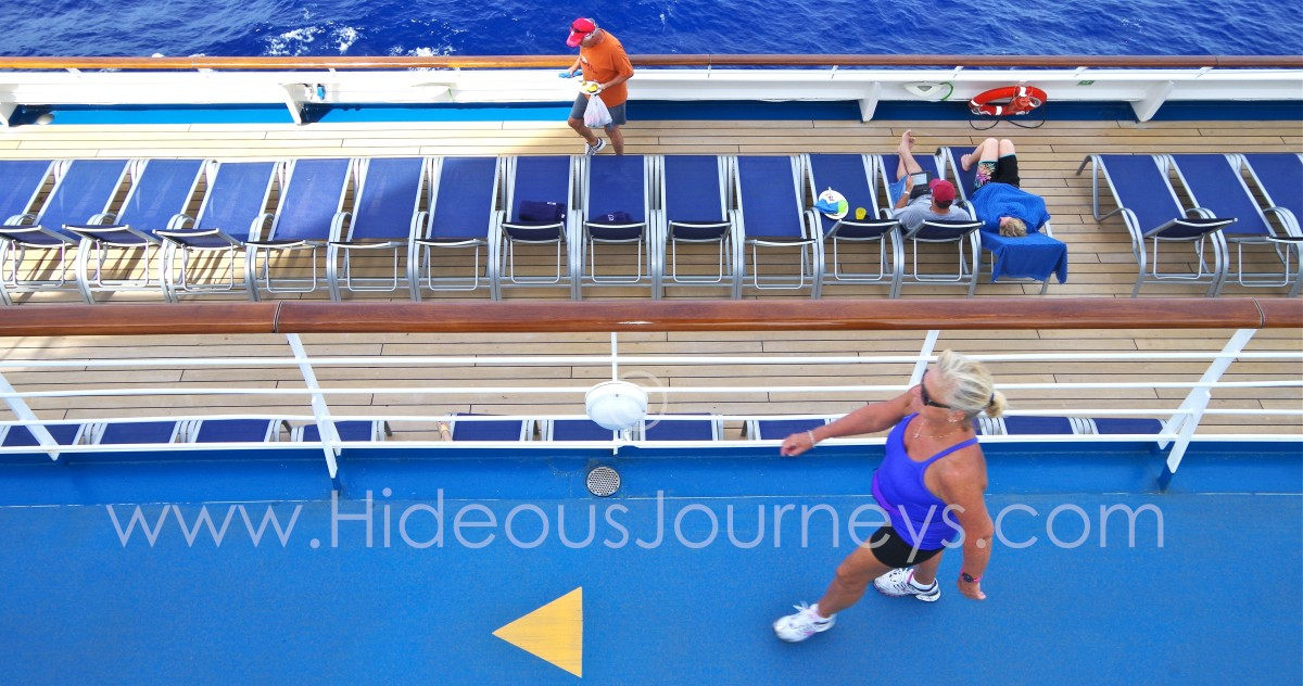 Fit@Sea | 10 of my favourite Cruise Ship Gyms