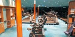 Cloud 9 Gym, Carnival Sunshine