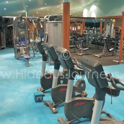 Cloud 9 Gym, Carnival Sunshine