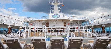 Attentive service, exquisite environments (i.e. Azamara Club Cruises)...