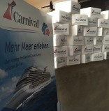 Holding something in stock for every taste: Carnival Cruise Line and P&O Cruises