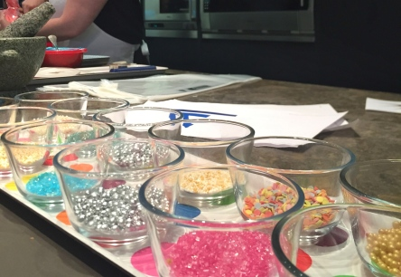 Decorating cupcakes! How cool is that?