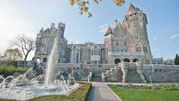 Casa Loma ©LifeImages.ca