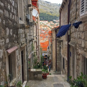 Dubrovnik´s historic part of town is a one-of-a-kind.