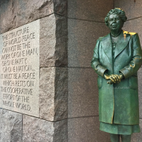 Get personal insight at the Franklin Delano Roosevelt Memorial