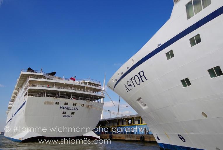 Sailing under one roof - TransOcean Kreuzfahrten and Cruise & Maritime Voyages