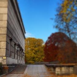 Haus der Kunst: Museum and accomodation for Munich´s legendary P1 night club.nd