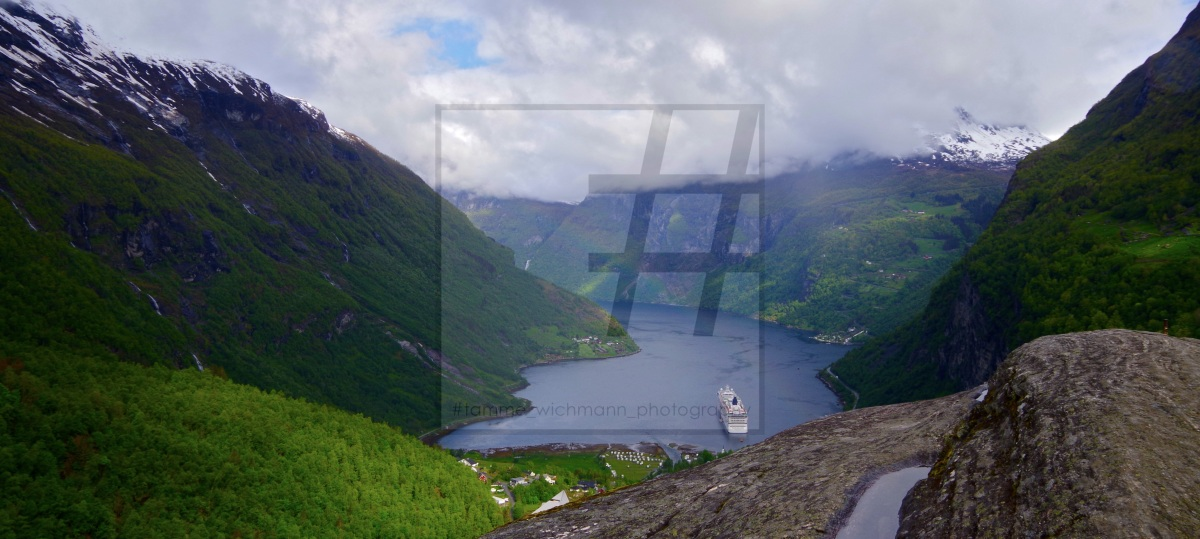 Norwegian´s Norway | In Seven Days through Europe´s Alaska onboard Norwegian Star – Geiranger