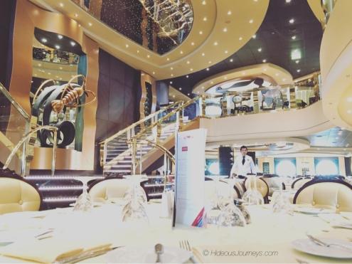 The Golden Lobster restaurant