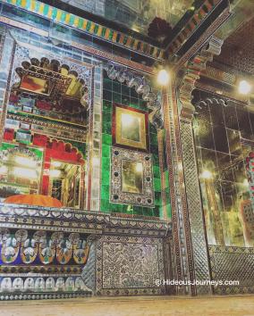 Mirror Room inside Moti Mahal