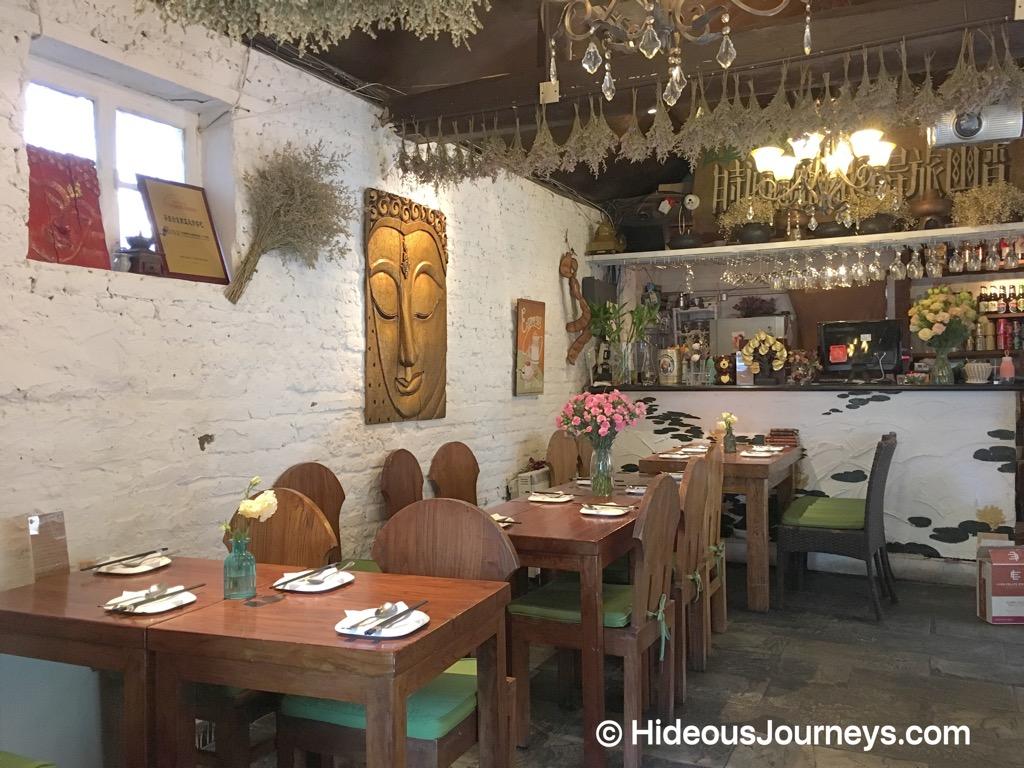 For asian restaurant southeast