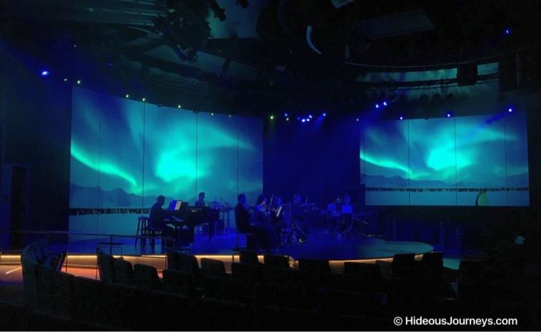 MS Koningsdam - World Stage