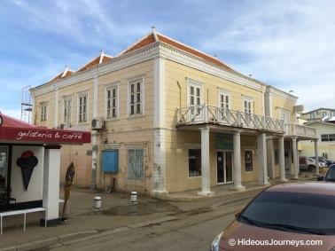 Downtown Kralendijk