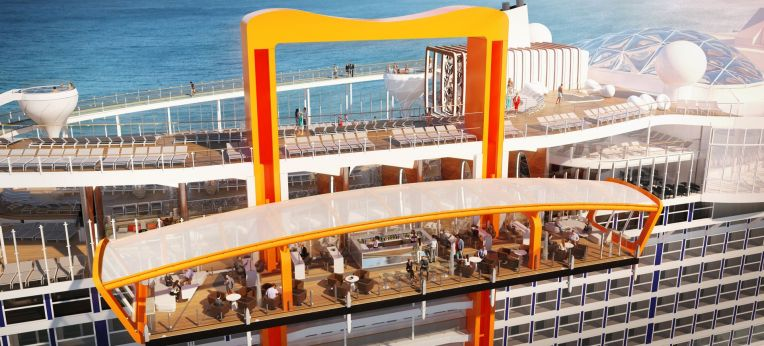 Celebrity EDGE Magic Carpet 7