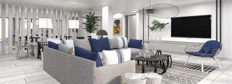 Celebrity EDGE Penthouse Suite - Copyright Celebrity Cruises