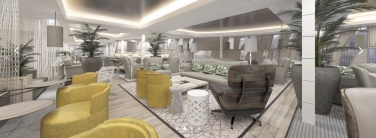 The Retreat Lounge - Copyright Celebrity Cruises