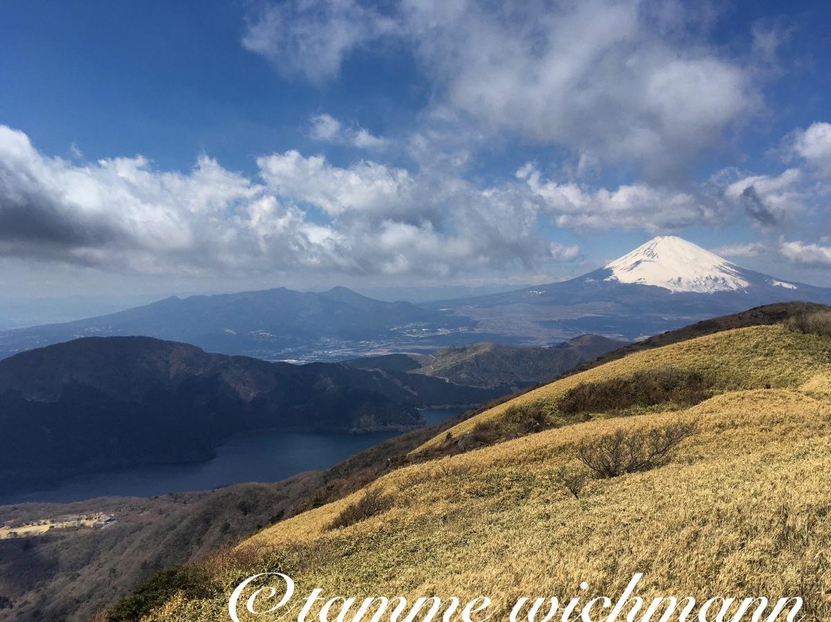 Tokyo | A Daytrip to Hakone - Mount Fuji