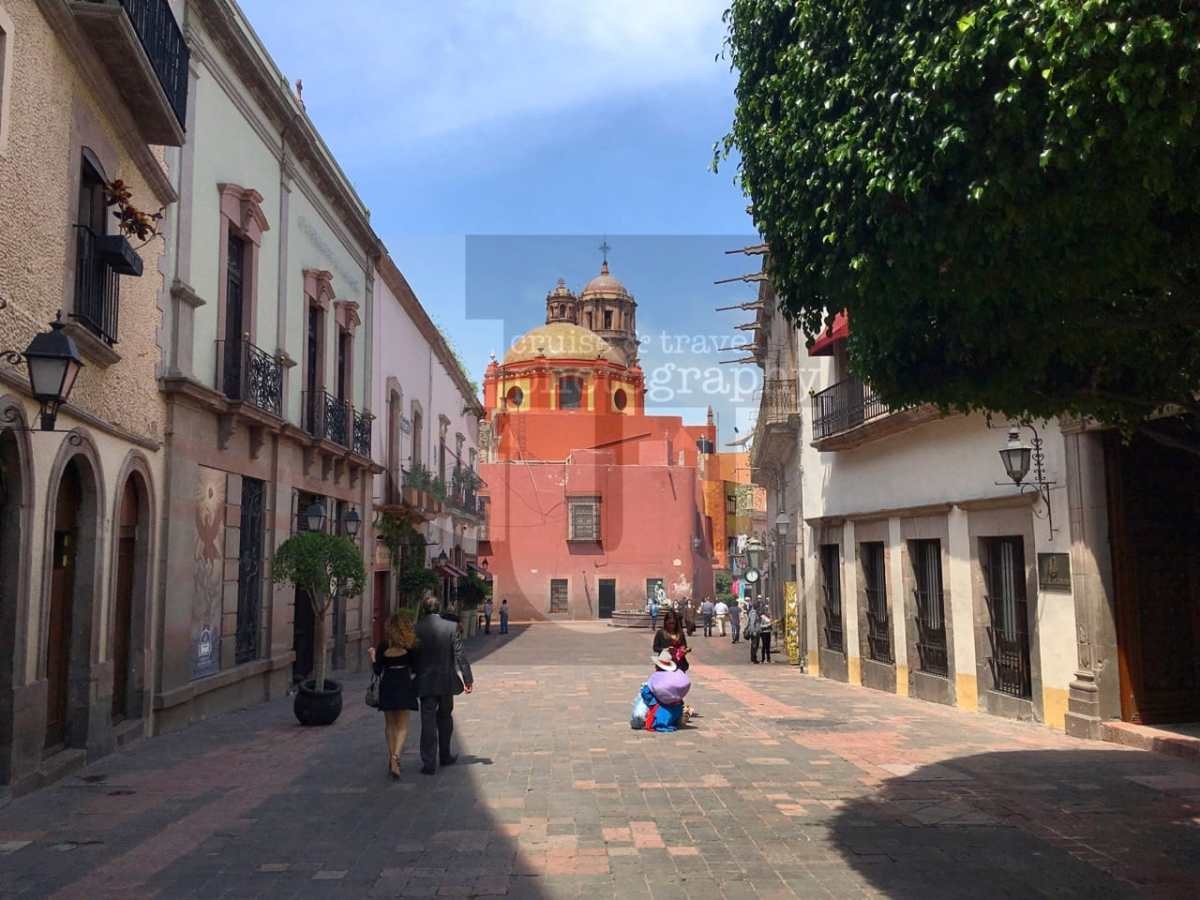 Mexico City | A Day Trip to Santiago de Querétaro