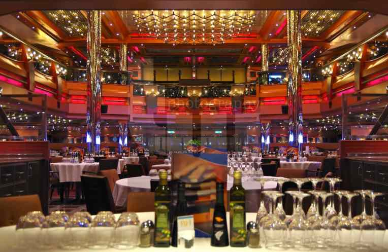 Costa Pacifica Restaurants Dining Rooms