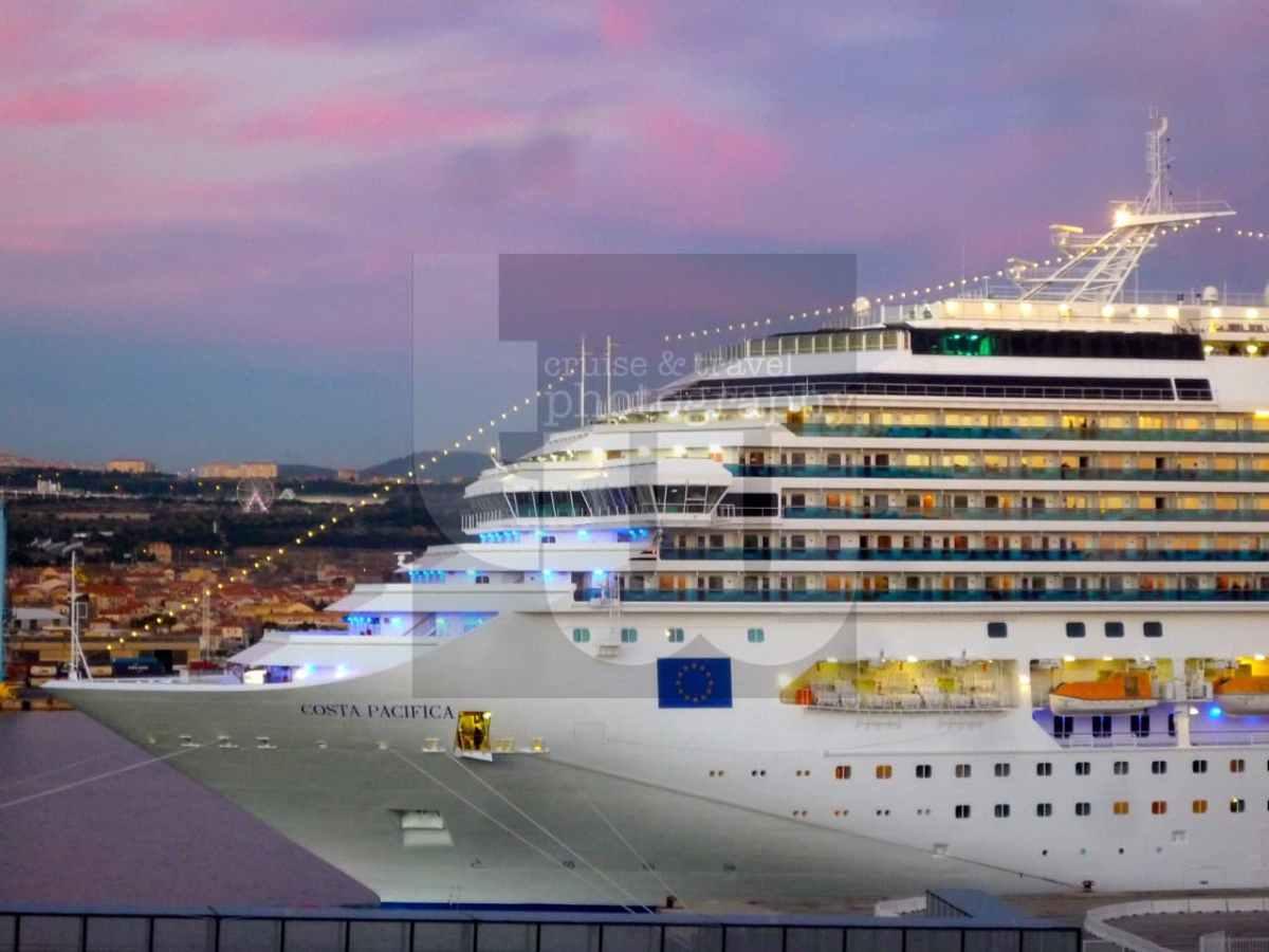 Costa Cruises | MS Costa Pacifica Ship Tour