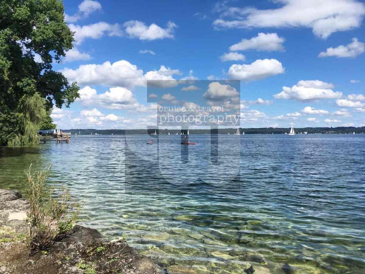 Munich | Lake Lullaby on Lake Starnberg