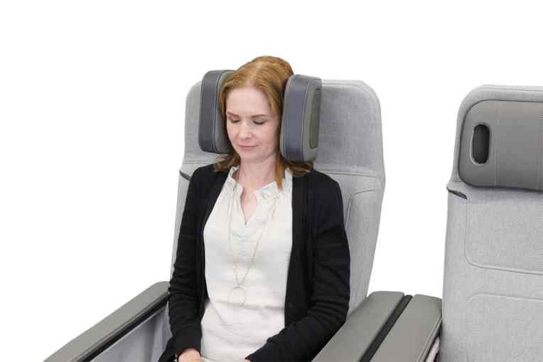 HAECO Noise Cancelling Wave Headrest