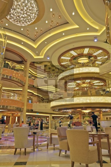 Royal Princess - Atrium