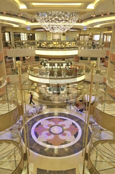 Royal Princess - Atrium