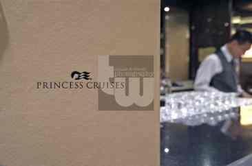 Royal Princess - Crooners Bar