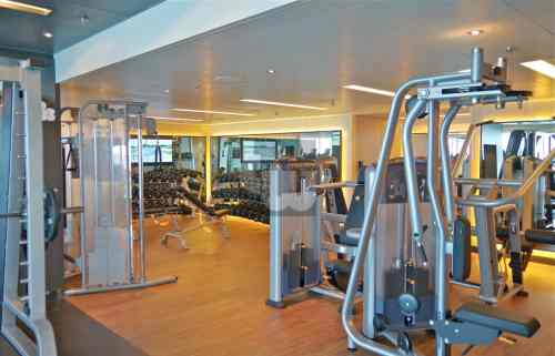 Royal Princess - Fitness Center