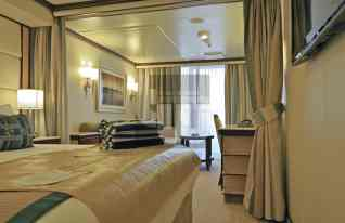 Royal Princess - Mini Suite