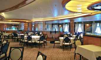 Royal Princess - Symphony Dining Room