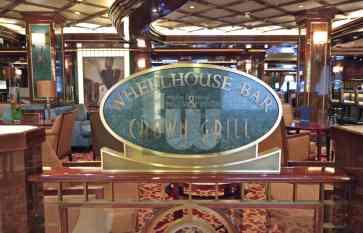 Royal Princess - Wheelhouse Bar