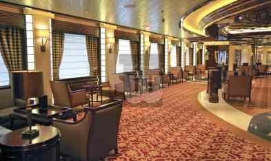 Royal Princess - Wheelhouse Bar