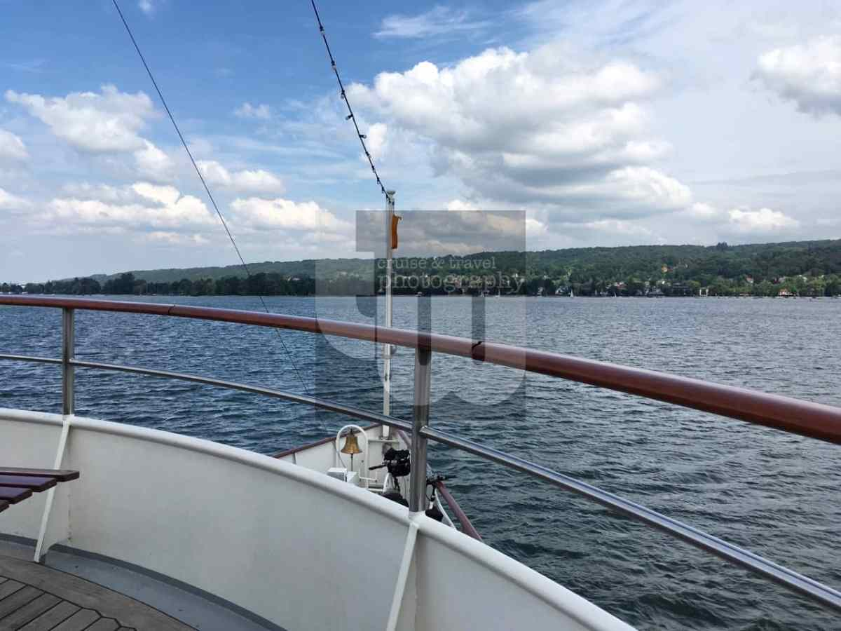 Lake Ammer | Cruise Control on a Paddle Wheeler