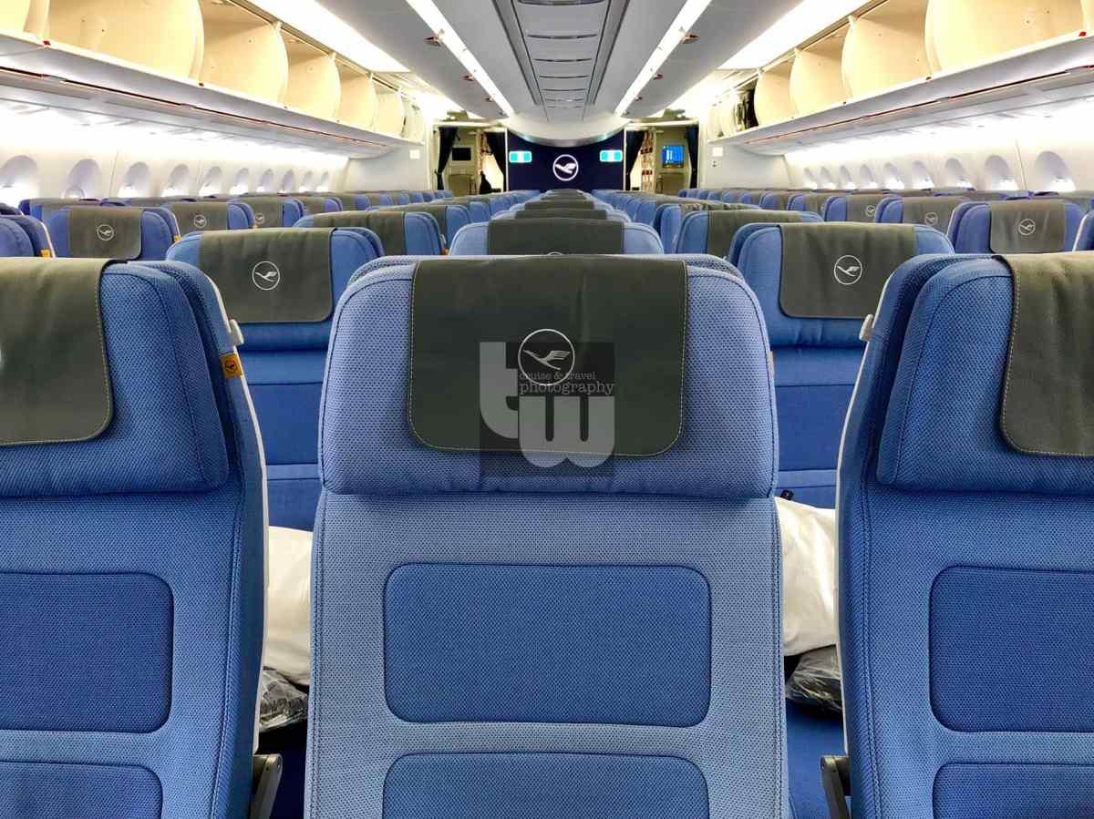 Lufthansa | A350 - Blue Bird Style
