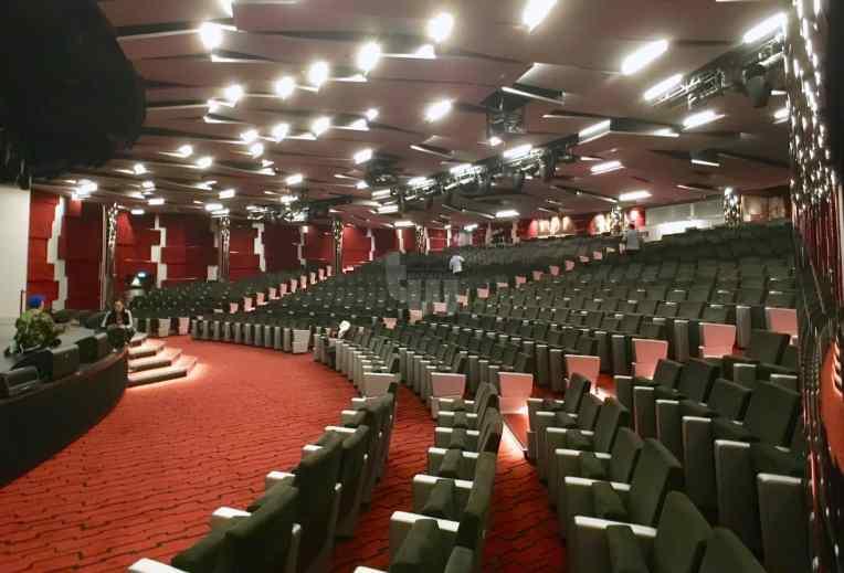 Odeon Theatre 2